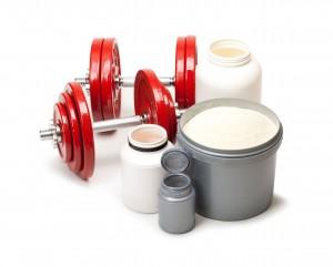 proteine pudra