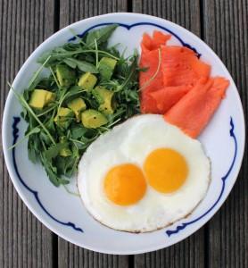 mic dejun paleo