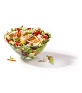 salata caesar grill