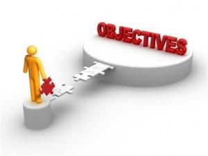 stabilirea obiectivelor